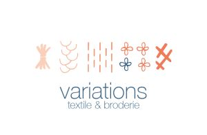 Variations textile&broderie