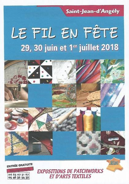 St Jean d'Angely 2018