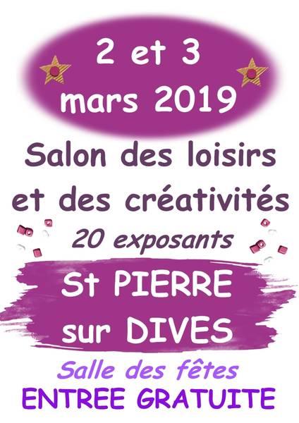 Salon des Loisirs et des Créativités annoncé sur l'Agenda du Fil - agendadufil.fr
