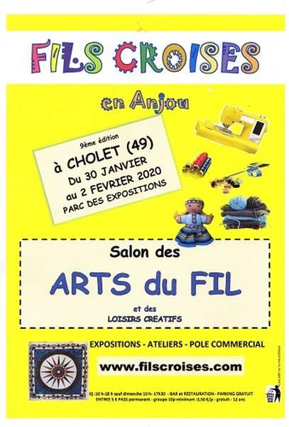 FILS CROISES en Anjou annoncé sur l'Agenda du Fil - agendadufil.fr
