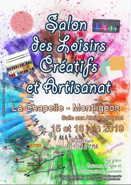 Salon des Loisirs Créatifs et Artisanat annoncé sur l'Agenda du Fil - agendadufil.fr